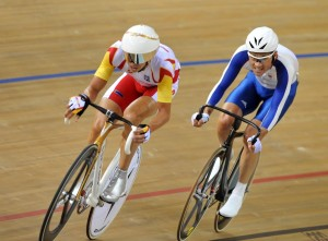 OLYMPIC GAMES - TRACK RACES DAY TWO